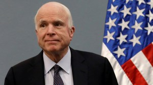 Popular US Senator, John McCain is dead