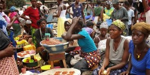 Food prices fall in Asaba