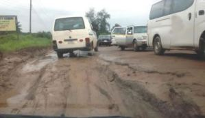 , Finally, FG begins repair of Benin-Ekpoma-Okene road, Effiezy - Top Nigerian News & Entertainment Website