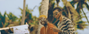Patoranking ft. WizKid – This Kind Love (Official Music Video)