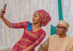 Buhari: Pray for those who wanted my father dead – President's daughter, Zahra