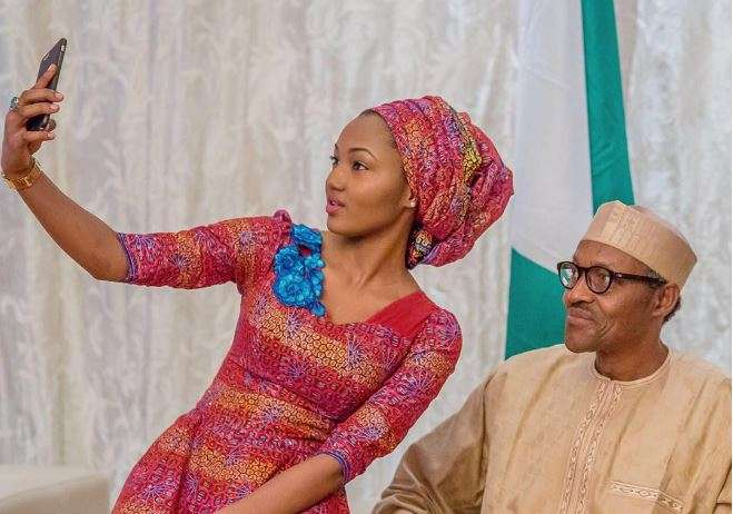 , Zahra Buhari Complains About The Clinic In Aso Rock That Is In Bad State, Effiezy - Top Nigerian News & Entertainment Website