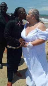 , Love in strange places: Young musician blushes after marrying Busty older white woman (See Photos), Effiezy - Top Nigerian News & Entertainment Website