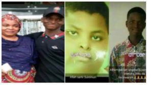 Katsina Governor's aide finds missing son after 3 years [PHOTO]