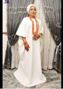 Rumoured photo of the new Olori of the Ooni of Ife emerges