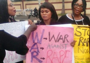 Massive protest erupts in Ikeja as women storm Governor's office in Lagos