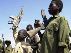 How child soldiers raped, murdered, drank blood of victims