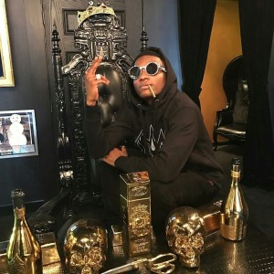 Wizkid enters Guinness World Book of Records 2018 (photos)
