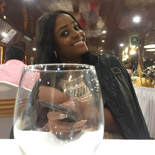 , Comedian Ajebo, proposes to Uche Kamalu on her birthday in Dubai, Effiezy - Top Nigerian News & Entertainment Website