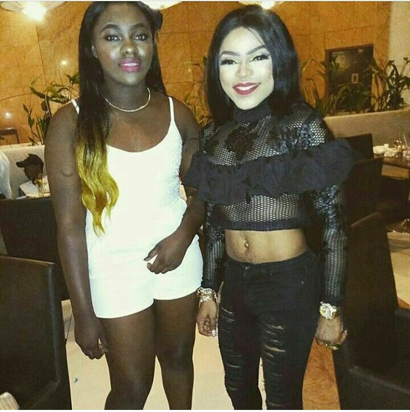 , Photos from Bobrisky's 26th birthday party at DNA night club Lagos (Video), Effiezy - Top Nigerian News & Entertainment Website