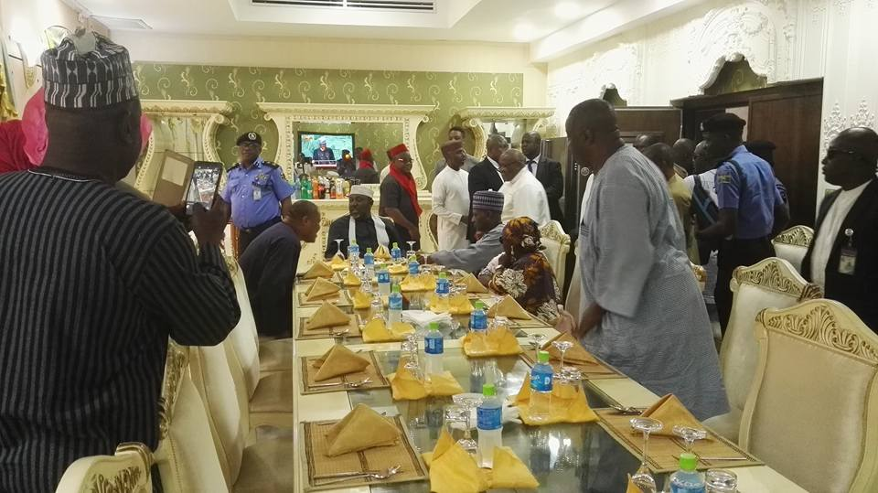 , Photos from Rochas Okorocha's 55th birthday celebration, Effiezy - Top Nigerian News & Entertainment Website