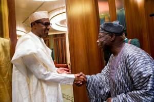 Buhari has impressed me – Obasanjo