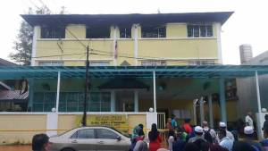 Fire kills at least 25 at religious school in Malaysia (Video)