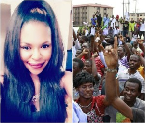 """Kenyan lady: """"Every Nigerian is frustrated and likes to shout"""""""