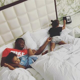 , Mikel Obi celebrates his twin daughters 2nd Birthday, Effiezy - Top Nigerian News & Entertainment Website