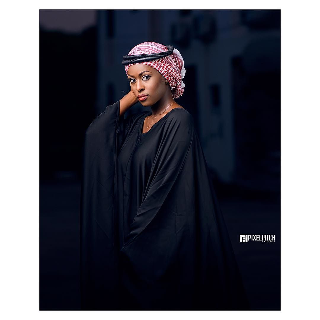 Hausa Actress Nafisat Abdullahi beautiful in new pictures