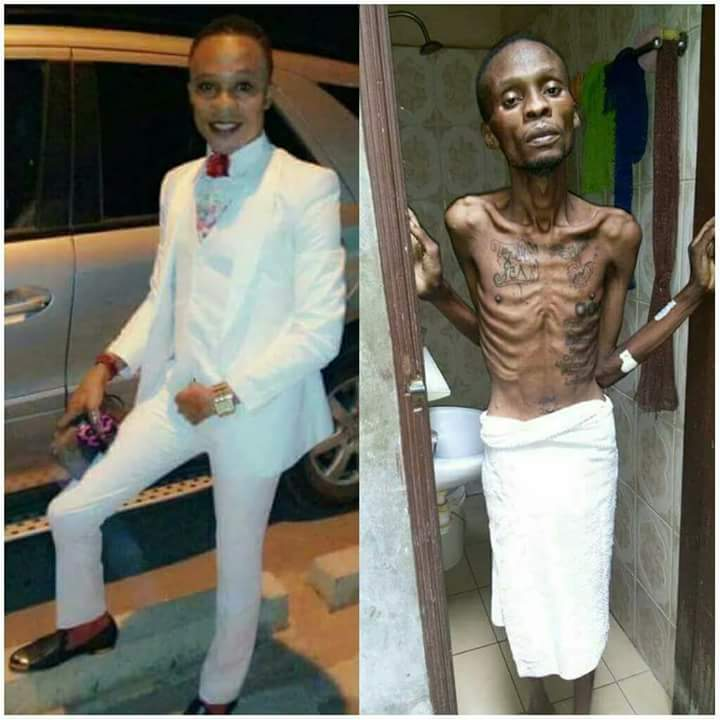 , Paul Arduad, flamboyant Congolese gay dies of Cancer of the anus., Effiezy - Top Nigerian News & Entertainment Website