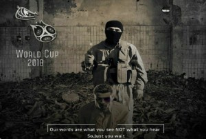 ISIS releases Cristiano Ronaldo's threatening Image ahead of 2018 World cup
