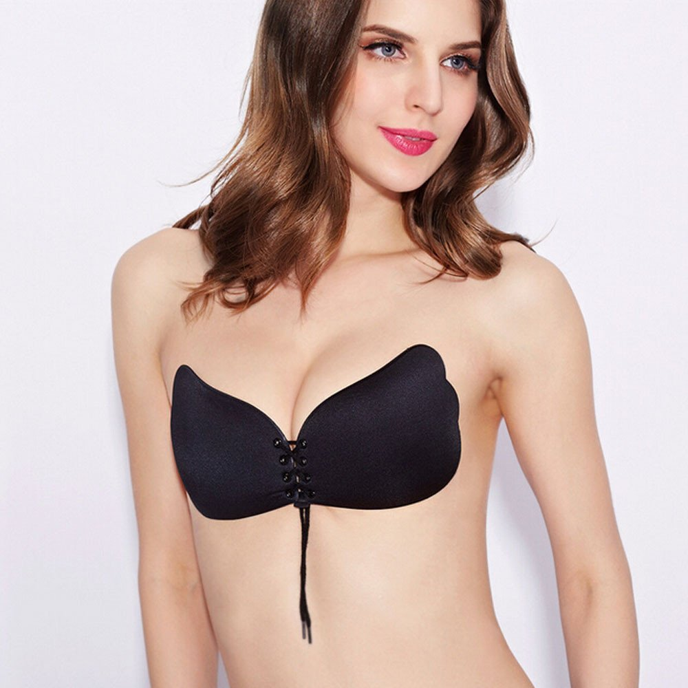 , Check this new set of instant breast lift invisible silicone bra, Effiezy - Top Nigerian News & Entertainment Website