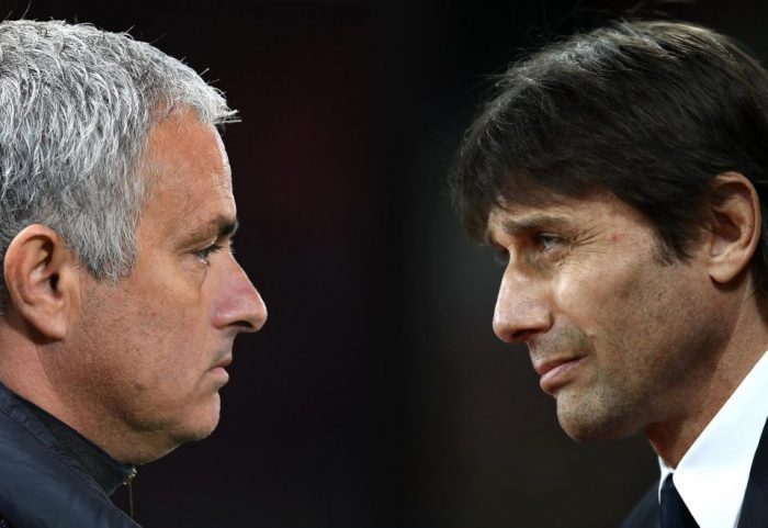 , 'Stop Thinking About Chelsea! Face Your Own Team!'- Antonio Conte Blast Man United Boss Mourinho, Effiezy - Top Nigerian News & Entertainment Website