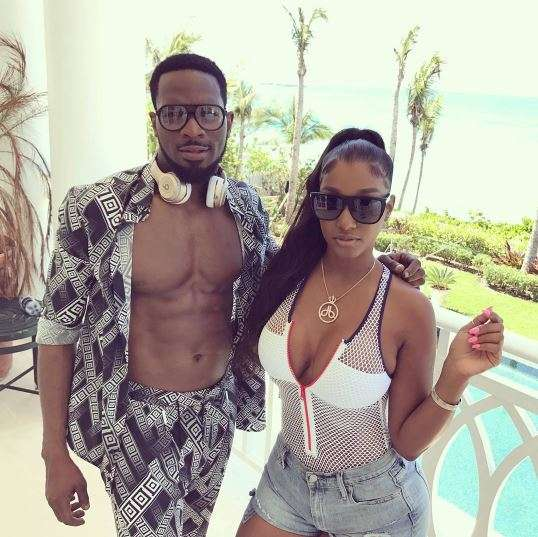 Ha! See The Worst Dressed Lady At D'banj Club Tour That's Got Everyone Shocked (Photos)