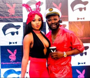 Falz 'fraternity' themed 27th birthday party (Photos)