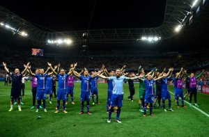 Just incredible!! Iceland becomes the smallest country ever to qualify for the world cup (See How They Did It)