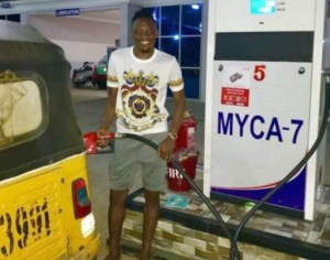 Super Eagles star, Ahmed Musa opens filling station in Kano (Photo)