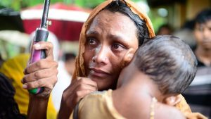 Myanmar committed crimes against humanity – Amnesty
