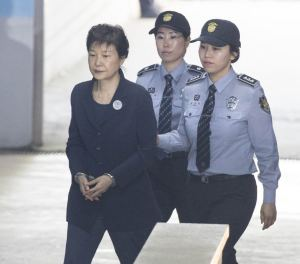 , South Korean court extends detention of ex-president Park, Effiezy - Top Nigerian News & Entertainment Website