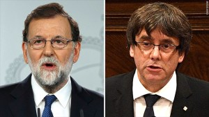 Catalonia crisis: Spanish Prime Minister, Rajoy urges removal of Catalonia's region's leader, wants new elections