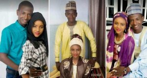 19 year old boy marries 15 year old girl in Northern Nigeria (See Photos)