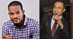 """Nigerians Will Listen To You On Tithes, If Only You Can Fix Your Marriage With Opeyemi"" – Uche Maduagwu To Daddy Freeze"