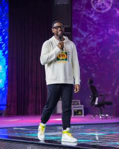 Check Out COZA Pastor's Gucci Hoodie,  Cost N465,920 (Photo)