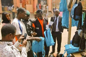 UNICEF bags being sold in Kano seized by Anti Graft Agency (Pictures)