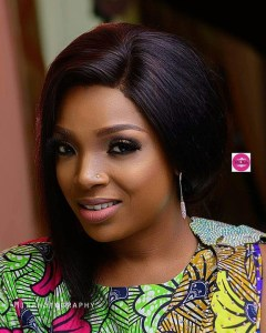 #BBNaija: See who Annie Idibia Is Supporting (Photos)