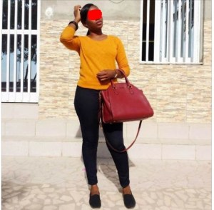 Nigerian Lady Blasts Movie Directors For 'Not Fulfilling Promises After Sleeping With Her'. (Photos)