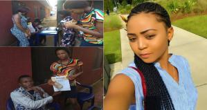 Actress Regina Daniels calls out man allegedly using her name to defraud people
