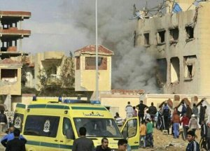 No Fewer Than 200 People Killed In Egypt As Terrorist Attacks Mosque
