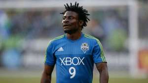 Obafemi Martins shines in China