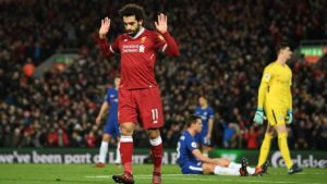 EPL: Liverpool coach, Klopp reveals why Salah is in great form