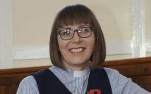 Methodist Church Appoints First Transgender Minister, 46 Years Old Joy Everingham (Photo)