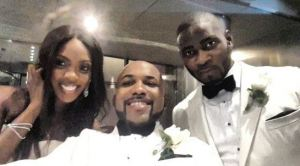 Former Best friends, Banky W and Teebillz have fallen out (See Details)
