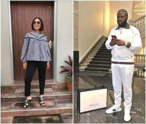 It Seems Tonto Dikeh Has Confirmed Her Relationship With Hushpuppi (You Need To See This)