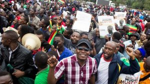 Mugabe's end nears as Zimbabweans beg military to remove him
