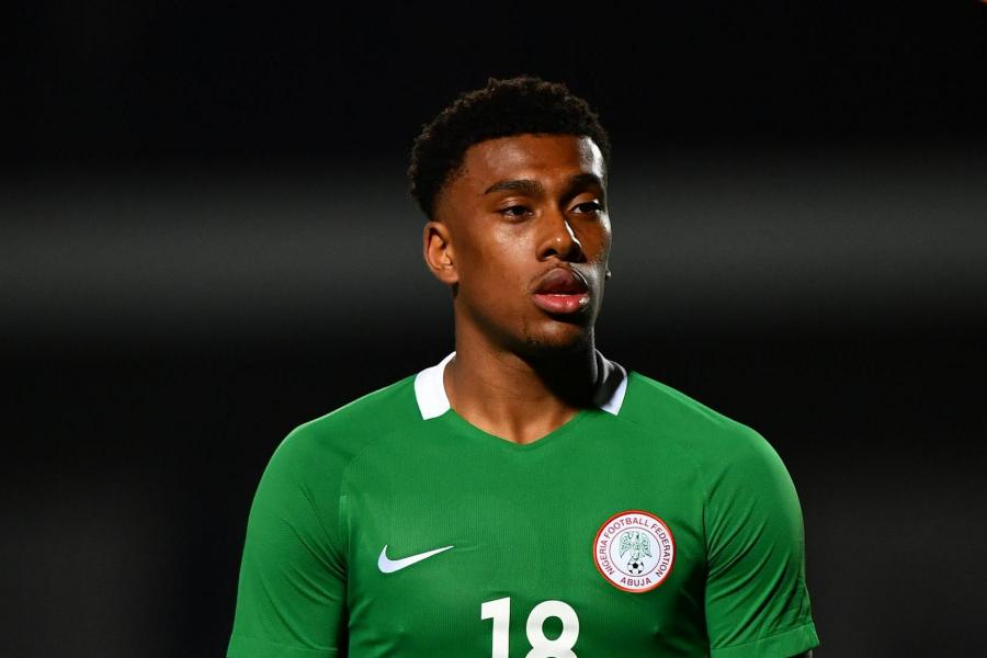 "Alex Iwobi: ""Why I snubbed England to play for Nigeria"""