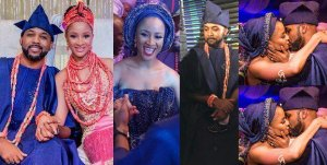 After Banky's lavish traditional wedding yesterday, Nigerians remember him saying he wants a small wedding in 2016 (Screenshots)