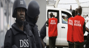 Only the president can investigate DSS, EFCC has no right to do so- Former DSS Director, Ejiofor