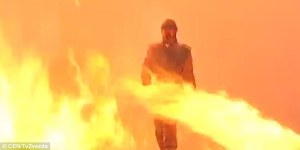Russia Unveils Superman Suit That Allows Soldiers To Walk Through Fire & Explosion (Video)