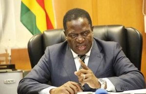 Zimbabwe's President pardons 3,000 prisoners to free up jail